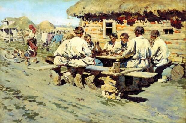 Откуда появился миф про пьяных русских?