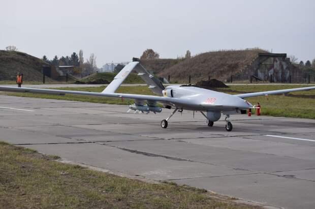 Ударные беспилотники Bayraktar ТВ2 поступят на вооружение ВМС Украины