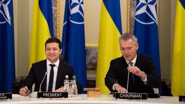Принятие Украины в НАТО обсудят на предстоящем саммите в Брюсселе