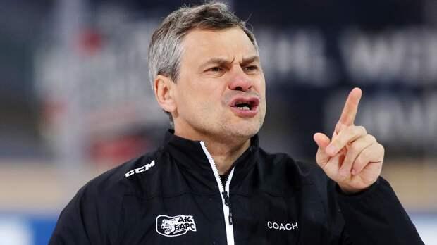 Генменеджер «Ак Барса» Якубов: «Президент клуба пока не принял решение о продлении контракта с Квартальновым»
