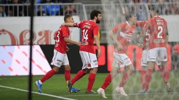 Стал известен состав «Спартака» на ответный матч квалификации ЛЕ с «Брагой»