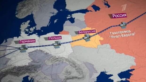Польше и Дании не надо ссориться с Россией: блокировка «Севпотока-2» дорого обошлась Европе