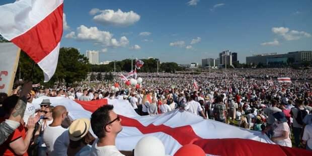Оппозиция в Белоруссии пообещала изменить отношения с Россией