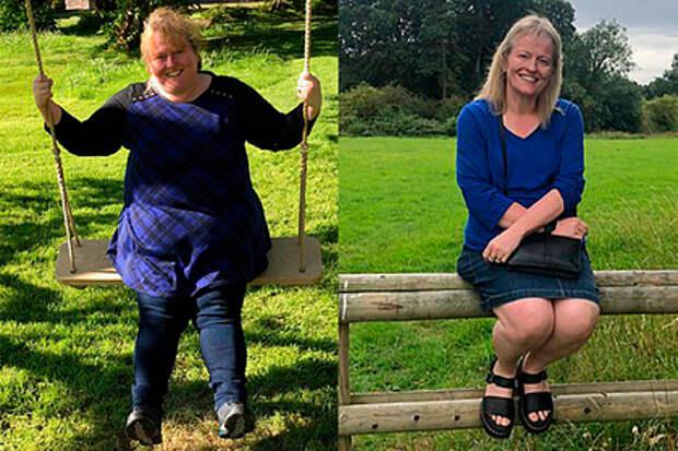 Женщина рассказала, какпохудела на82килограмма загод