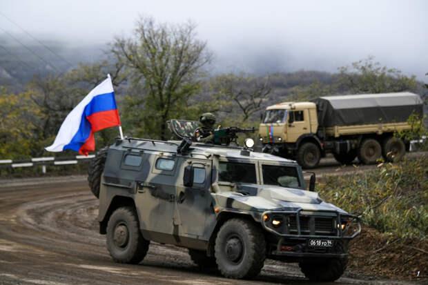 На бывших Азербайджанских территориях военные взорвали армейские объекты