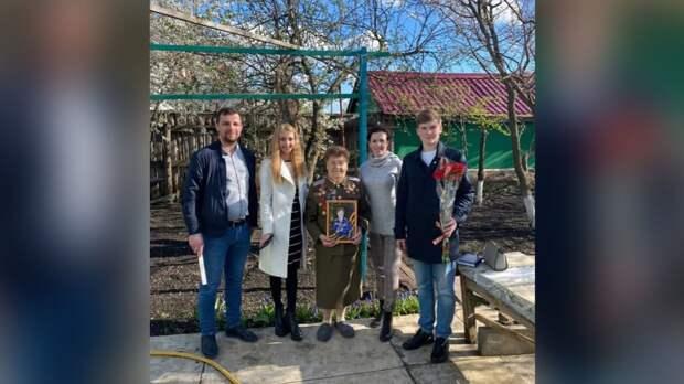 В Тамбове молодежный совет при городской думе запустил акцию «Портрет ветерана»