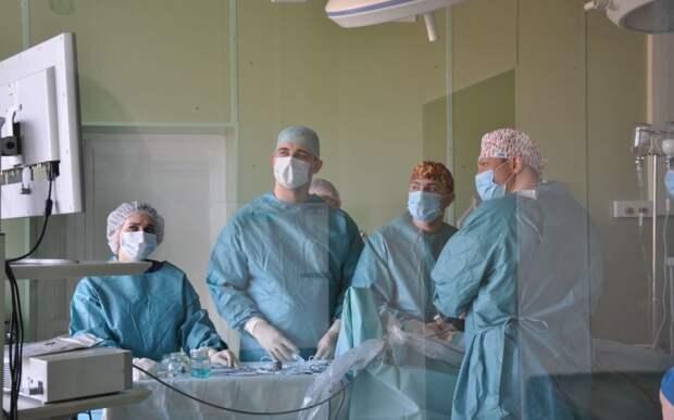 В рязанской ОКБ вернулось к прежнему режиму работы нейрохирургическое отделение