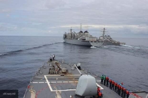 Капитан ВМС США Хендрикс признал доминирование России над США в Арктике
