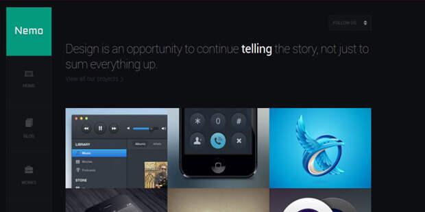 Премиум WordPress шаблоны: коллекция 2012 года