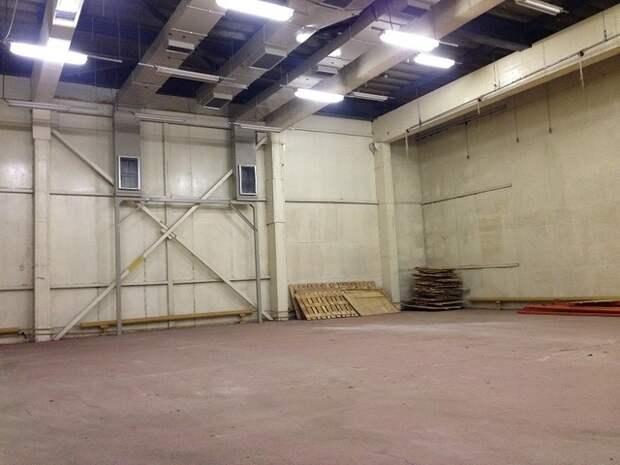 Недорогие нежилые помещения, склады