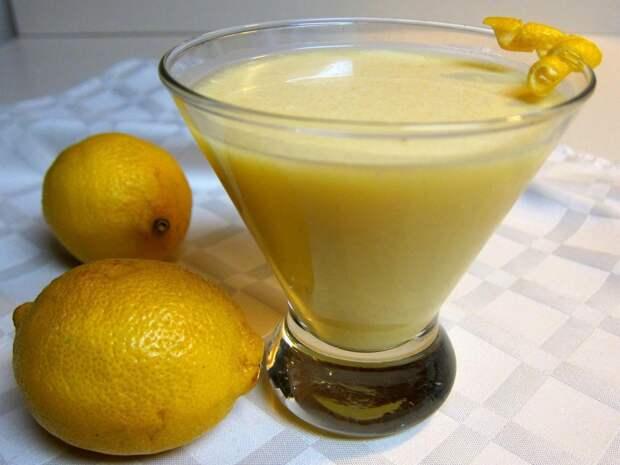Лимонный крем: делается просто, оторваться невозможно