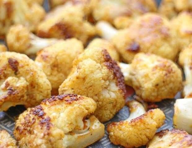 Вкусные и полезные блюда из цветной капусты