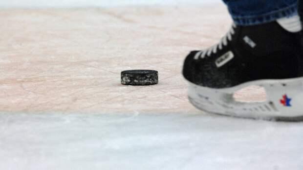 Сборной Россия потерпела первое поражение на ЧМ по хоккею