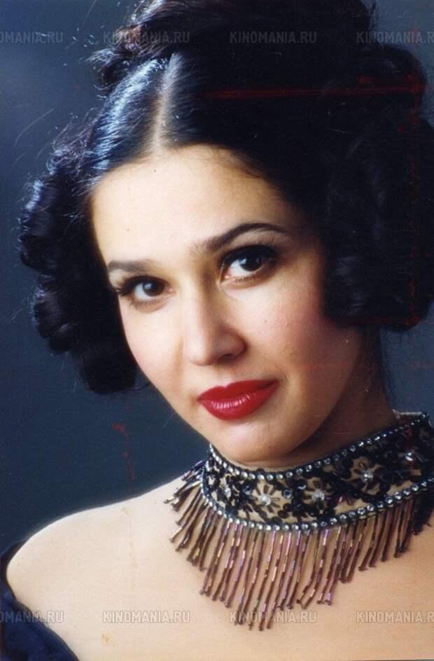 актрисы советского и российского кино: Ляля (Ольга) Жемчужная