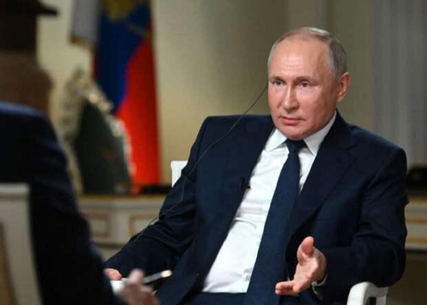 Рар указал на знак Путина «четвертой силе»