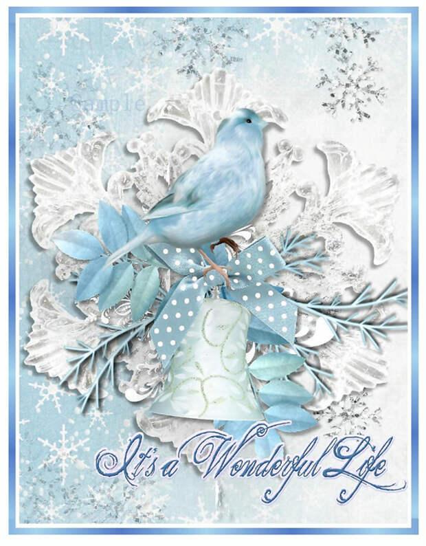 Winter_Snowbird_Christmas_Collage_Sample (546x700, 414Kb)