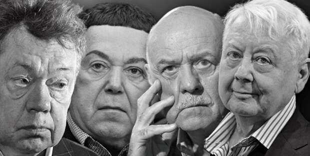 Оставившие яркий след в жизни России. Те, кто ушел в 2018-м...
