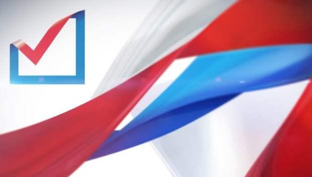 День молодого избирателя провели в Подмосковье