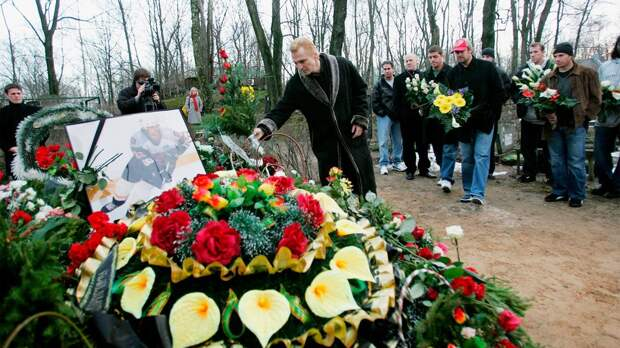 Жуткие трагедии советских хоккеистов. Страшная авария, передозировка, смерть на льду