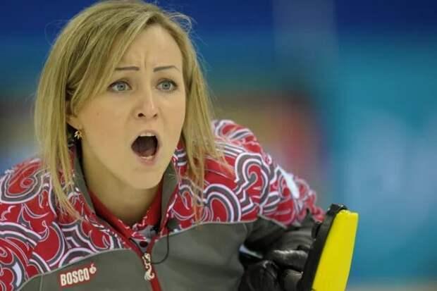 Женская сборная России по керлингу в День Победы выиграла полуфинальный поединок у Швеции и вышла в финал ЧМ-2021. Второй раз в истории!