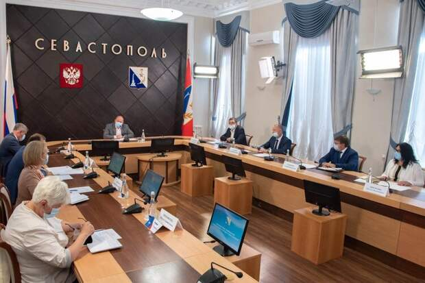 В Севастополе продлили ряд ограничений по COVID-19 до конца сентября