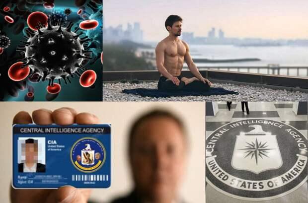 Готовится арест Павла Дурова: коронавирус создан американцами?!