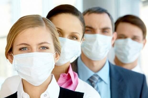ВСША нашли эффективную замену медицинской маски— защитный спрей