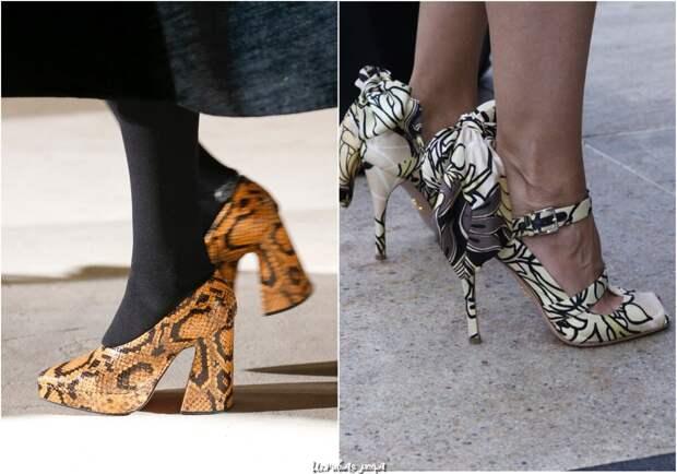Какие туфли предпочтут носить стильные модницы весной 2021