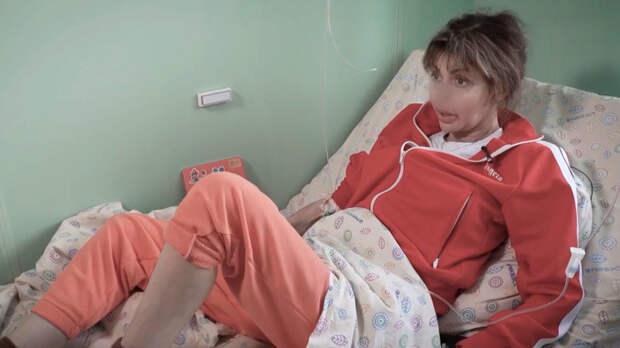 Алиса Аршавина: «Начала выздоравливать, но ноги медленно заживают»