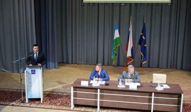 Ратмир Мавлиев снова назначен мэром Нефтекамска