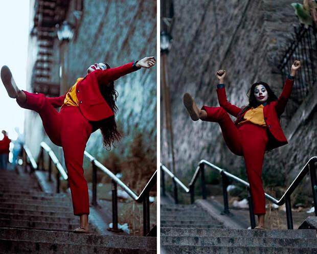 Лестница из «Джокера» — теперь это популярное место для фотосетов