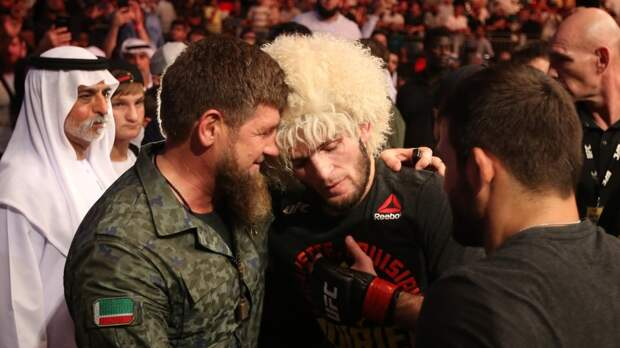 «Мы на связи с Хабибом»: Кадыров объяснил, почему назвал Нурмагомедова «проектом UFC»