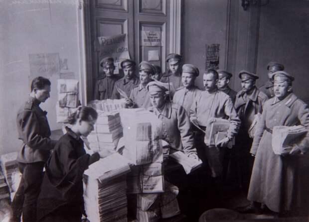 Навстречу Февралю! Фотохроника событий февраля-марта 1917 года.