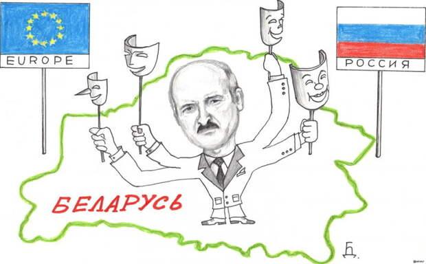 Надежды Путина на разум белорусов не оправдались