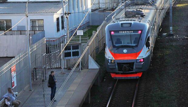 ЦППК разместила в поездах более 30 тыс наклеек с просьбой держать дистанцию