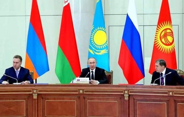 Почему России нужно поскорее отказаться от «постсоветского пространства»