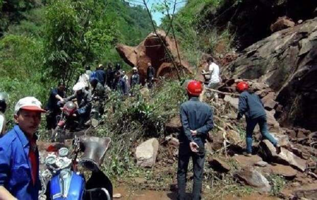 Две туристки из Москвы серьезно пострадали при камнепаде в Кабардино-Балкарии