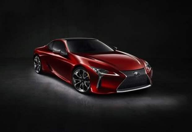Олдскул или хайтек: Lexus готовит вариант LC F