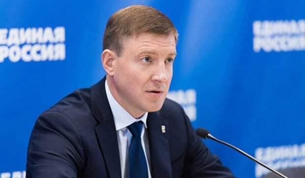 """Турчак: """"ЕР"""" и ОНФ работают сообща на благо России"""