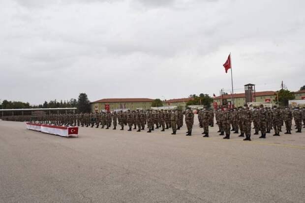 Объясняется цель ввода турецких военных в Карабах