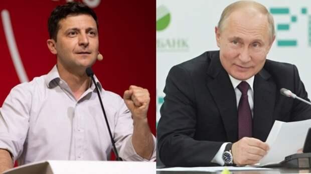 Политолог Неменский: Зеленский превратит приглашение Путина в Москву в шоу