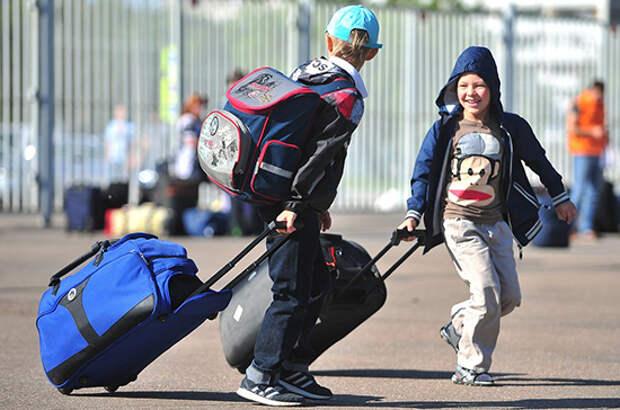 Кешбэк за детский отдых можно будет получить с льготной путевки