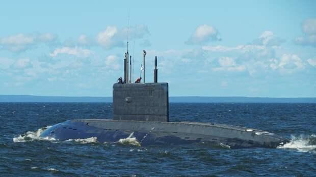 В Китае рассказали о безуспешных попытках США найти подлодку ВМФ России в Атлантике