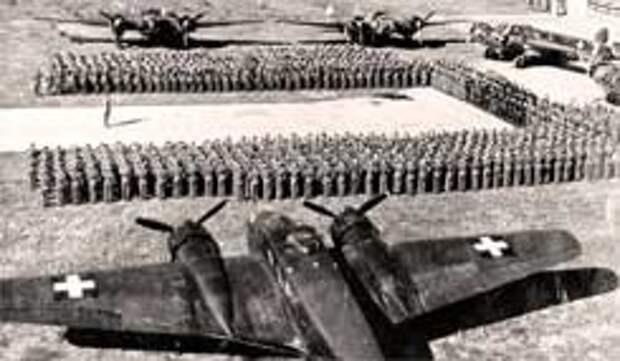 Венгерские самолеты WWII