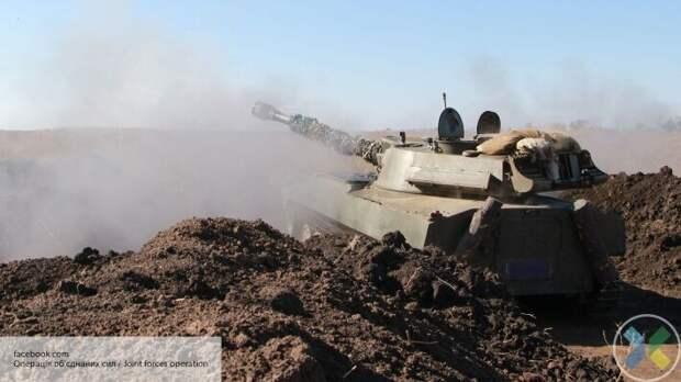 ВСУ атаковали два района ДНР