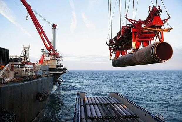 В Конгрессе США выступают за продление санкций против «Северного потока-2»