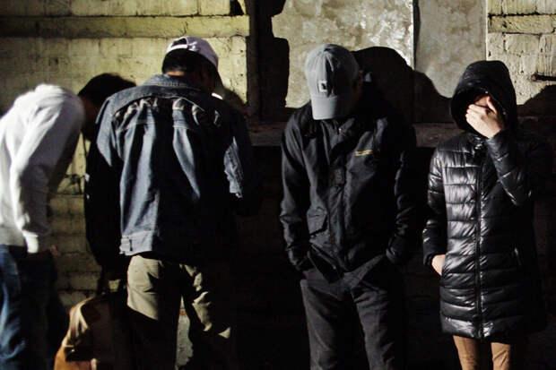 Мигранты устроили массовую драку со стрельбой в Подмосковье