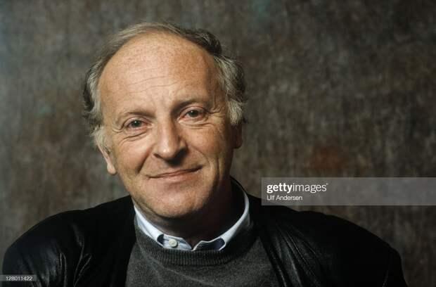 Joseph Brodsky Portrait Session : News Photo