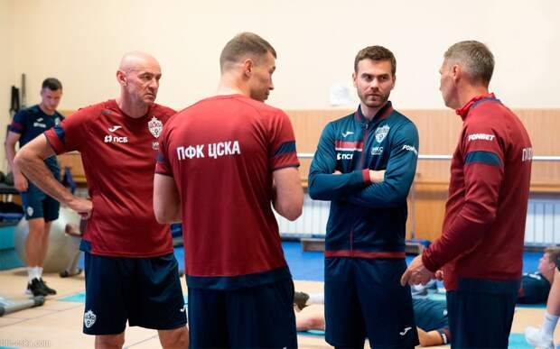 Онопко — о возможном переходе В. Березуцкого в «Краснодар»: «Конечно, это вброс»