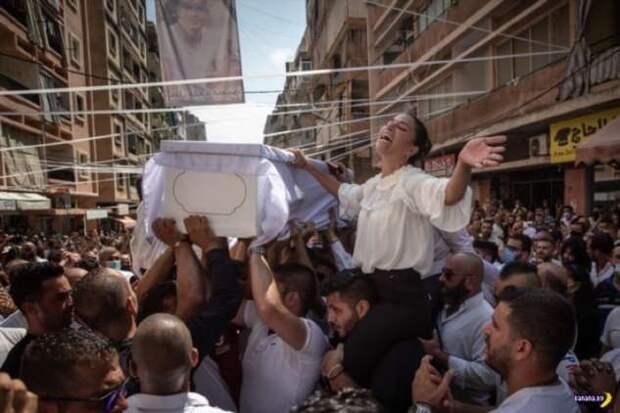 В объективе Ливан — август 2020